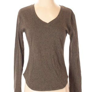 Urban Outfitters | Bdg green & black vneck sweater